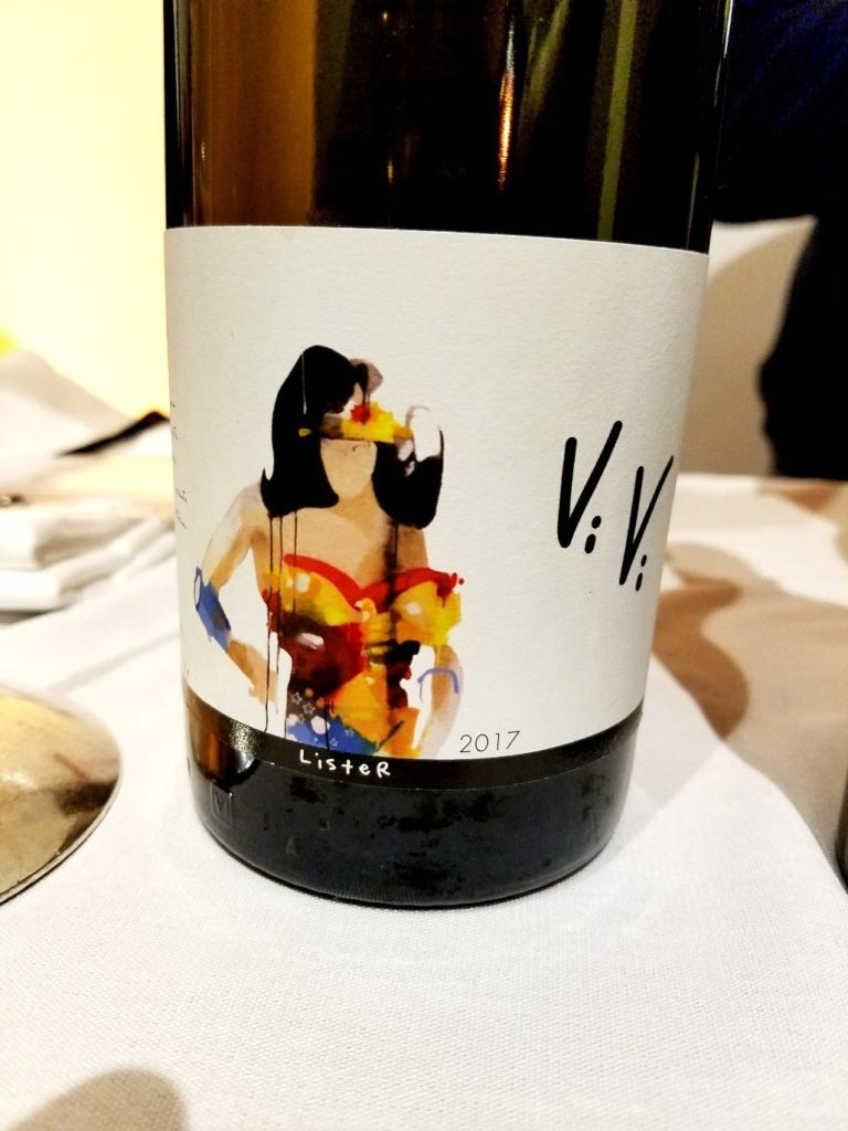 Lister Vi Vi 2017, James Suckling Great Wines of Italy New York 2020, Wine Casual