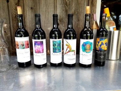 Auburn Road Vineyards's lineup of wine focuses extensively on blends.  Wine Casual