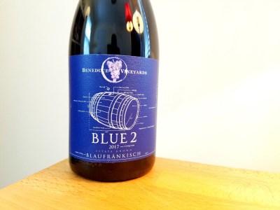 Beneduce Vineyards, Blue 2 Blaufränkisch 2017, New Jersey, Wine Casual