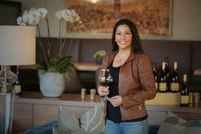 Theresa Heredia, Winemaker, Gary Farrell Vineyard, Wine Casual