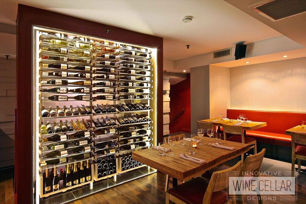 Innovative Wine Cellar Designs  Custom Design  Installation