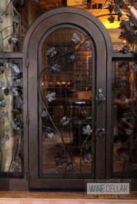 Custom Wine Cellar Doors | Innovative Wine Cellar Designs