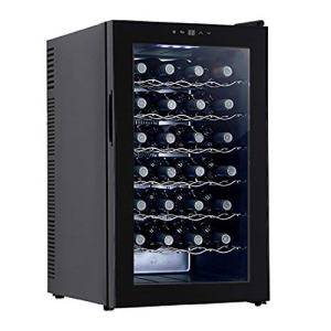 KUPPET BCW-70A 28 Bottles Thermoelectric Freestanding Wine Cooler-Chiller