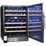 awr-460db dual zone builtin wine cooler
