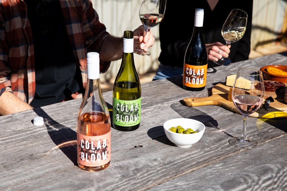 Wine Chats Podcast | Colab & Bloom wine sponsor