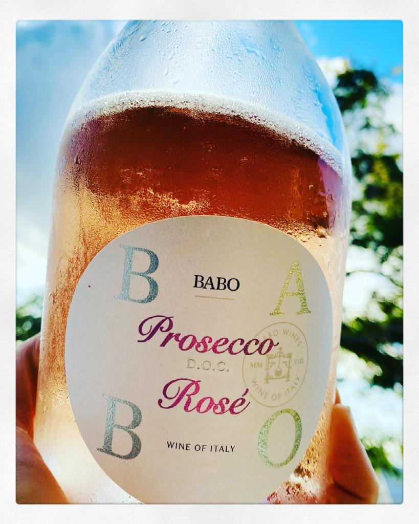 2019 Babo Prosecco Rose DOC - Lindalin's Review, Wine Chats Podcast