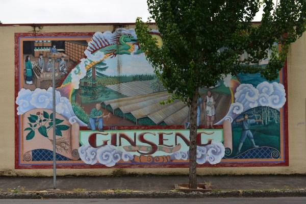 Mural Wall Murals Of Estacada Oregon