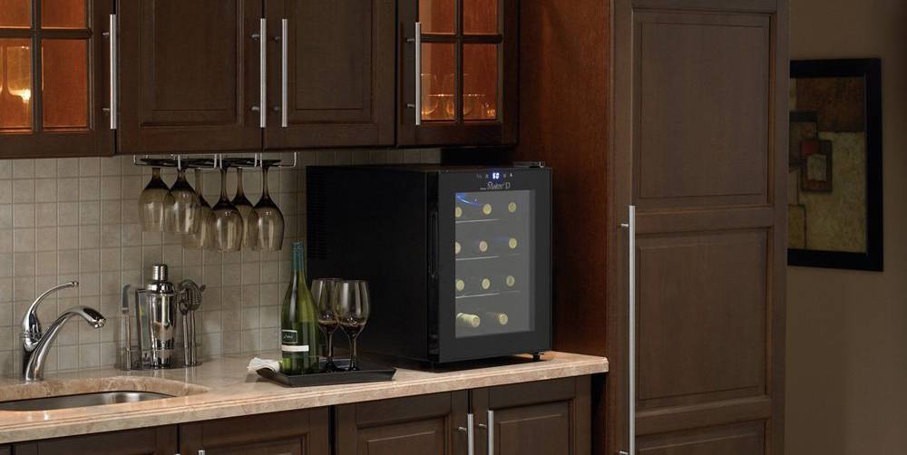 Danby Dwc1233bl Sc 12 Bottle Wine Cooler Review