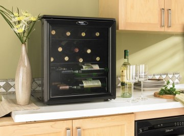 Danby 17-Bottle Countertop Wine Cooler