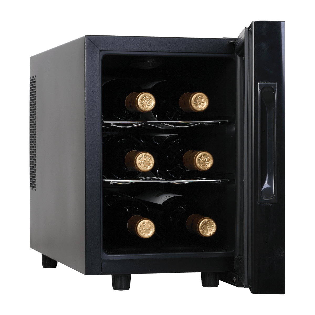 bottle cooler subcold about s led itm small mini black fridge details wine countertop