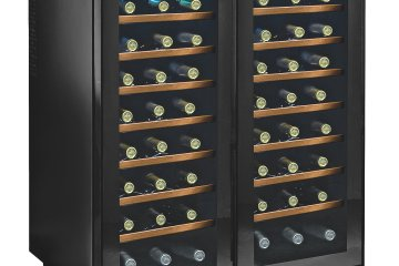 Wine Enthusiast Silent 48-Bottle Wine Cooler