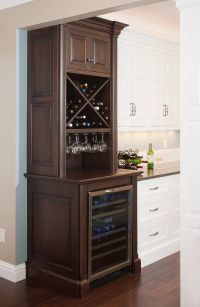 What Type of Cabinet Surface Will a Wine Cooler Fit In ...