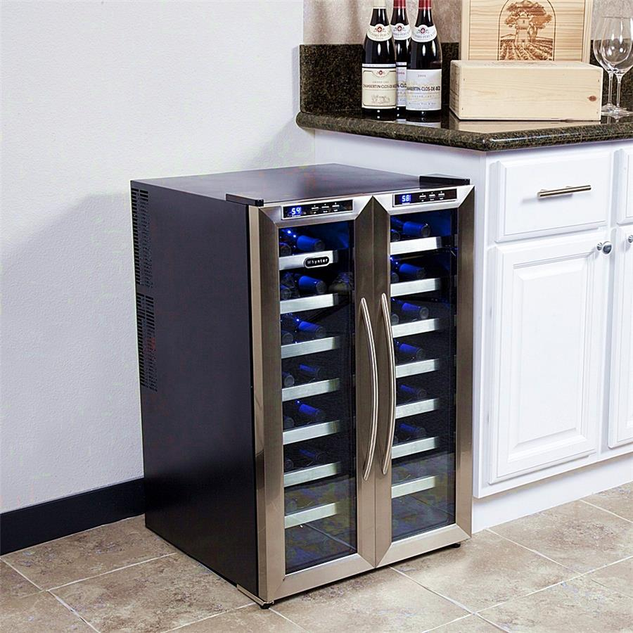 & How Large Should Your Freestanding Wine Cooler Be?