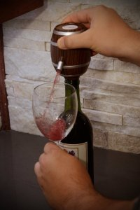 Wine Dispenser / Aerator Pump by WineOvation