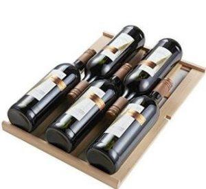 Kalamera 30 Bottle Wine Refrigerator - Shelves