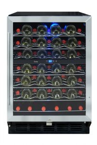 Vinotemp 58-Bottle Wine Cooler