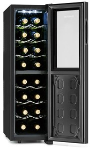 Klarstein Bellevin 16-Bottle Dual Zone