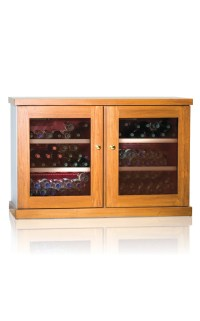 Wooden Wine Cabinet CEX8151 exclusively from Wine Corner