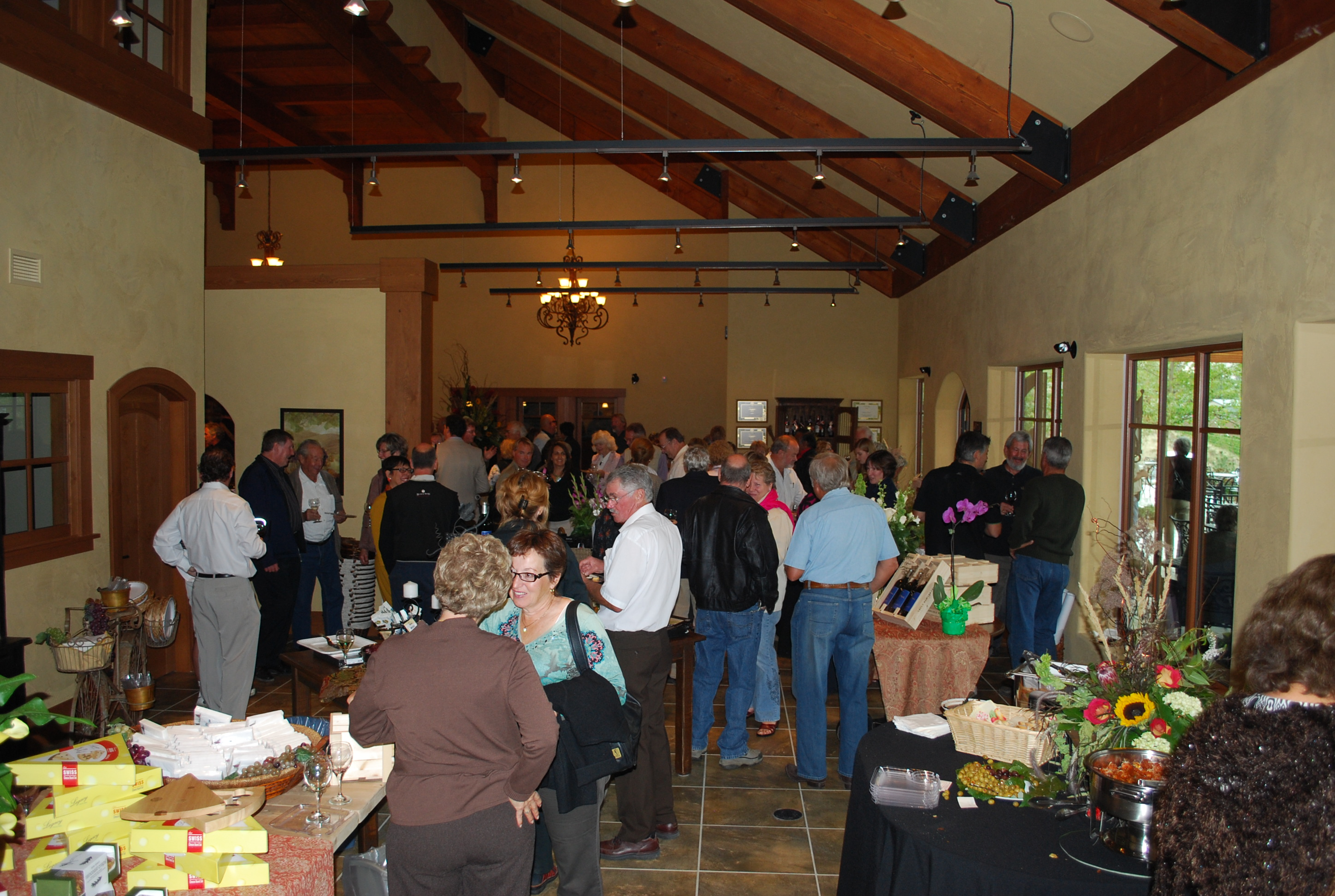 Hester Creek's grand opening