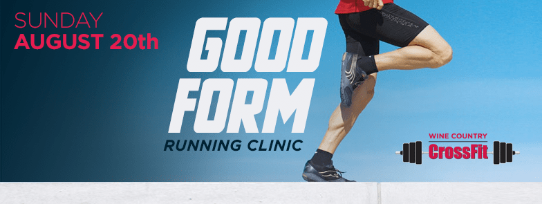 Good Form Running Clinic