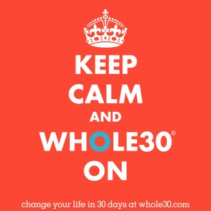 Transformation Tuesday - Whole 30 Ends Tomorrow