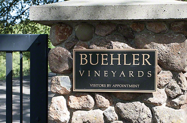 Napa Valley appointment only