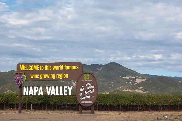 napa valley wine facts