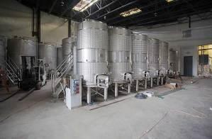 Cairdean fermenting tanks