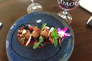 Daou food and wine pairing