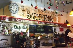 Cafe Sarafornia