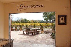 gracianna tasting room
