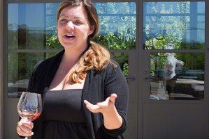 Lindsay Hoopes winemaker