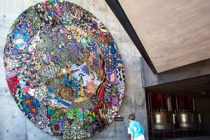 wine and art lovers wine trail