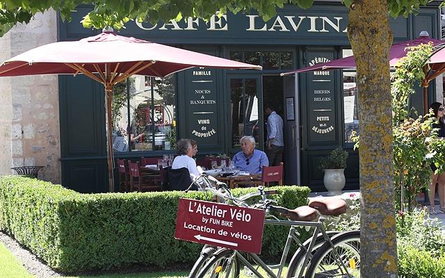 Cafe Lavinal