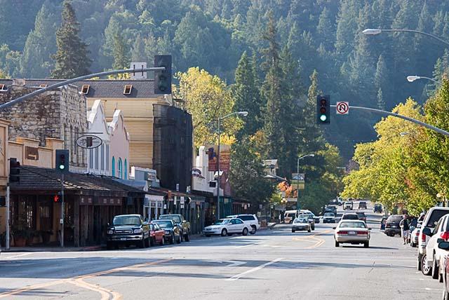 Napa Valley compared to Sonoma