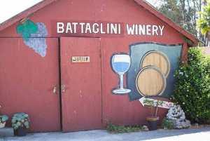 Battaglini Tasting Room