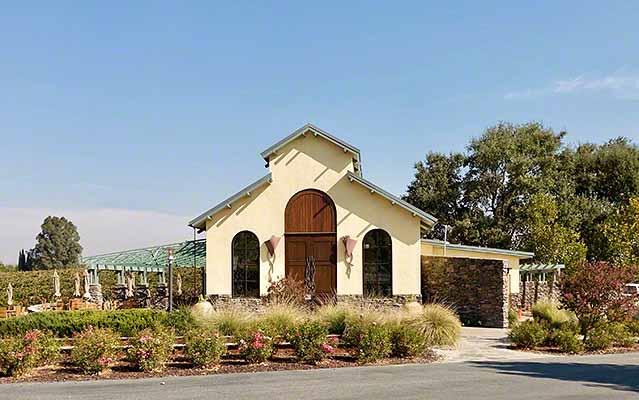 Bianchi Vineyards Tasting Room