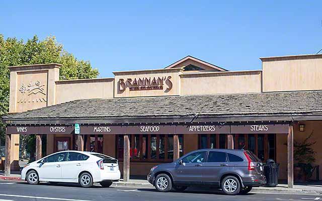 Brannans grill closes