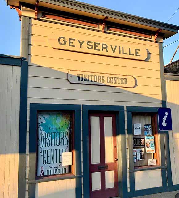 Geyserville Visitor Center