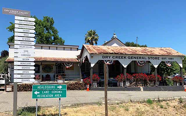 The amazing and fun Dry Creek Valley wineries