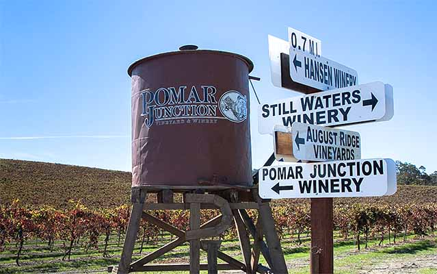 Where to find the best backroads in wine country