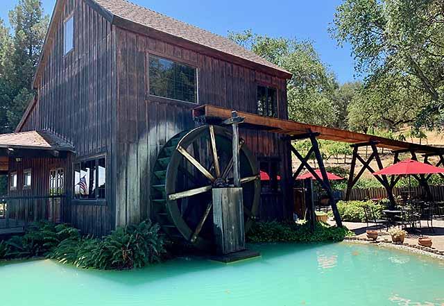 Water Mill at Mill Creek Winer