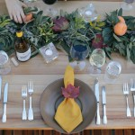Centerpiece Ideas For Thanksgiving Table Decorations