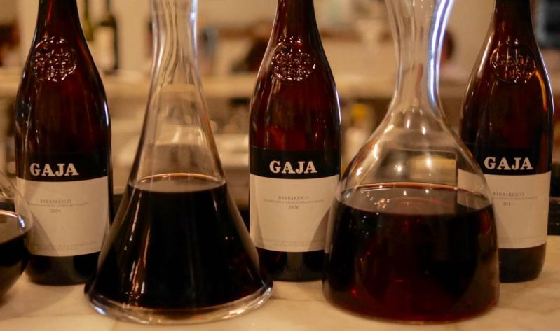 2004 2006 2011 Gaja Barbaresco for Wine Decoded by Paul Kaan