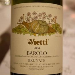 Vietti Brunate 2004 Magnum