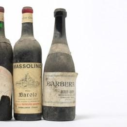 Massolino Old Bottles