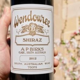 AP Birks Wendouree Shiraz 2012