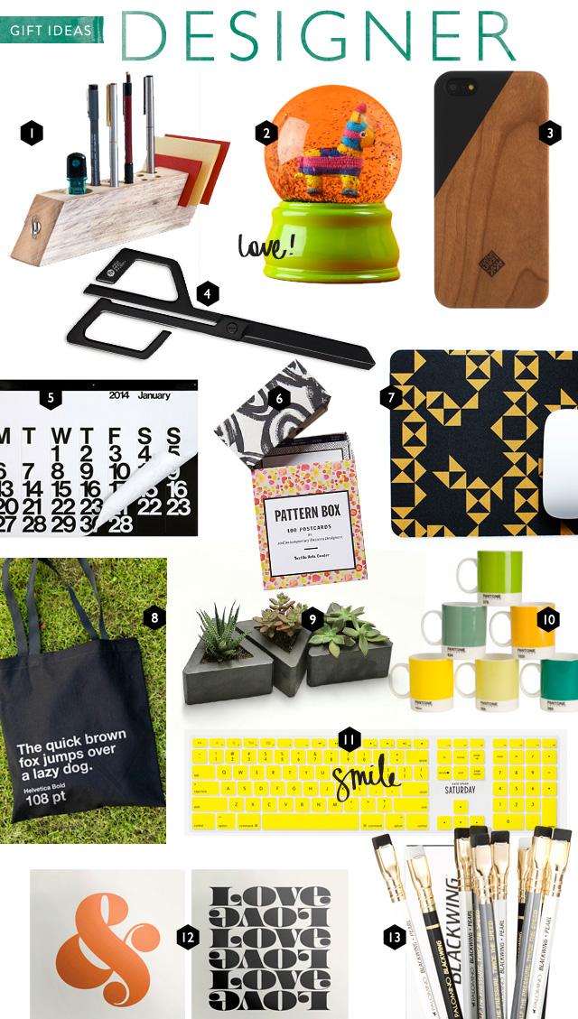 Gift Ideas For Designers – Design Wine Sunshine