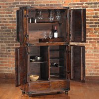 wine bar cabinets furniture  Roselawnlutheran