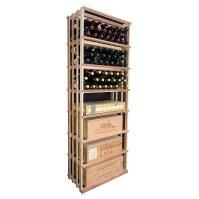Sonoma Designer Wine Rack Kit - 6' Vertical Wine Bin ...
